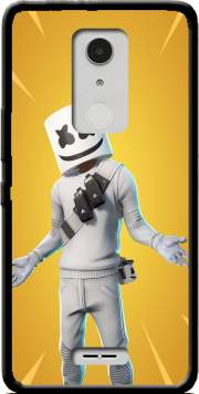 Fortnite Marshmello Skin Art Case for Alcatel A3 XL