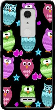 funky owls Case for Alcatel A3 XL
