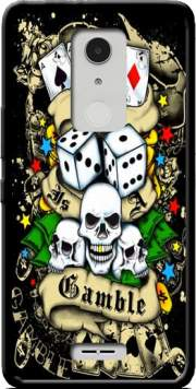 Love Gamble And Poker Case for Alcatel A3 XL