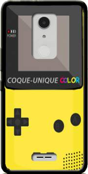 Gameboy Color Yellow Case for Alcatel A3 XL
