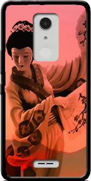 Geisha Honorable Case for Alcatel A3 XL