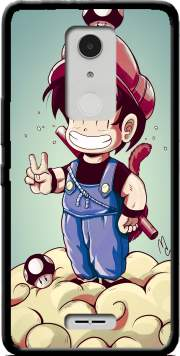 Goku-mario Case for Alcatel A3 XL
