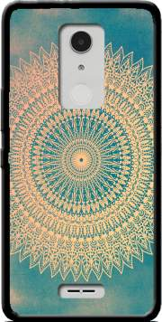 GOLDEN SUN MANDALA Case for Alcatel A3 XL