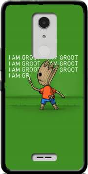 Groot Detention Case for Alcatel A3 XL