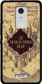 Harry Potter Marauder Map Case for Alcatel A3 XL