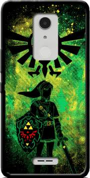 Hyrule Art Case for Alcatel A3 XL