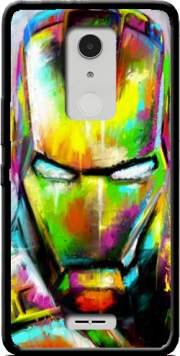 I am The Iron Man Case for Alcatel A3 XL