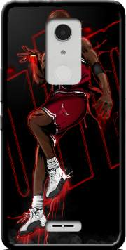 Michael Jordan Case for Alcatel A3 XL