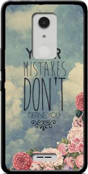 Mistakes Case for Alcatel A3 XL