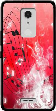 Musicality Case for Alcatel A3 XL