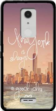 Always New York Case for Alcatel A3 XL