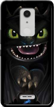 Night fury Case for Alcatel A3 XL