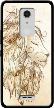 Poetic Lion Case for Alcatel A3 XL