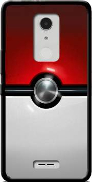 PokeBall Case for Alcatel A3 XL