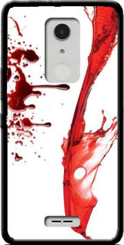 Pool of blood Case for Alcatel A3 XL