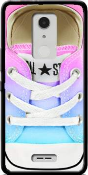 All Star Basket shoes rainbow Case for Alcatel A3 XL