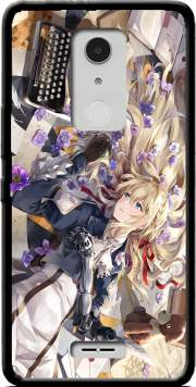 Violet Evergarden Case for Alcatel A3 XL