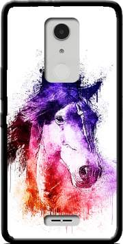watercolor horse Case for Alcatel A3 XL