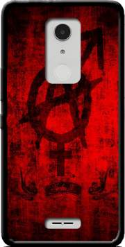 We are Anarchy Case for Alcatel A3 XL