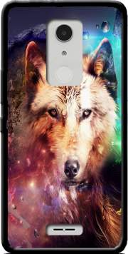 Wolf Imagine Case for Alcatel A3 XL