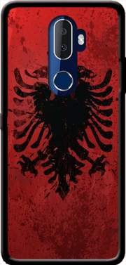Albanie Painting Flag Alcatel 3V Case