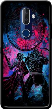 Alchemist Art Case for Alcatel 3V