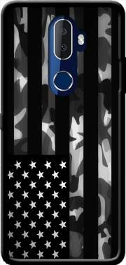 American Camouflage Case for Alcatel 3V