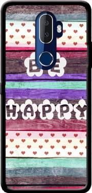 Be Happy Hippie Case for Alcatel 3V
