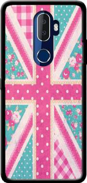 British Girls Flag Alcatel 3V Case