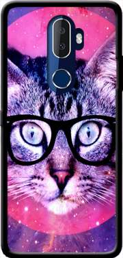 Cat Hipster Case for Alcatel 3V