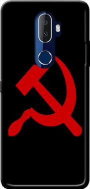 Communist sickle and hammer Alcatel 3V Case