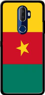 Flag of Cameroon Case for Alcatel 3V