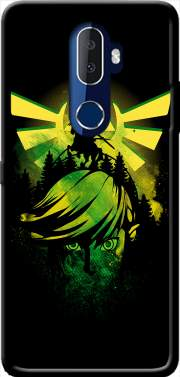 Face of Hero of time Case for Alcatel 3V