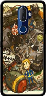 Fallout Painting Nuka Coca Case for Alcatel 3V