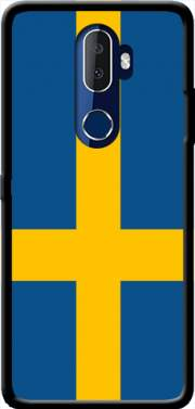 Flag Sweden Case for Alcatel 3V