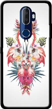 Flamingos Tropical Case for Alcatel 3V