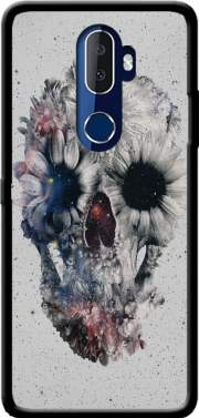 Floral Skull 2 Alcatel 3V Case
