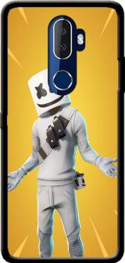 Fortnite Marshmello Skin Art Case for Alcatel 3V