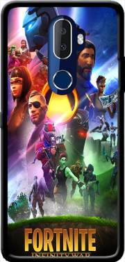 Fortnite Skin Omega Infinity War Case for Alcatel 3V