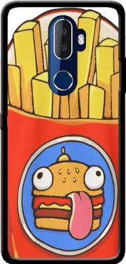 French Fries by Fortnite Case for Alcatel 3V