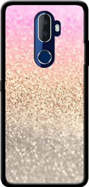 Gatsby Glitter Pink Case for Alcatel 3V