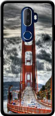Golden Gate San Francisco Case for Alcatel 3V