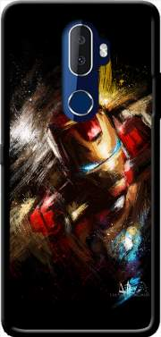 Grunge Ironman Case for Alcatel 3V