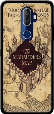 Harry Potter Marauder Map Case for Alcatel 3V