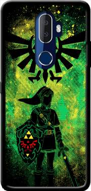 Hyrule Art Case for Alcatel 3V