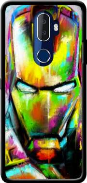 I am The Iron Man Case for Alcatel 3V