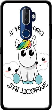 Je peux pas j'ai licorne Case for Alcatel 3V