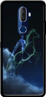 Knight in ghostly armor Case for Alcatel 3V