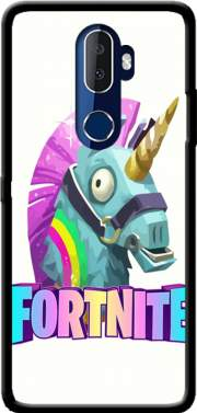 Unicorn video games Fortnite Case for Alcatel 3V