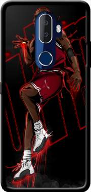 Michael Jordan Case for Alcatel 3V